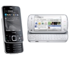The Nokia N97 and N96
